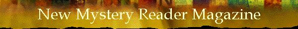 mystery reader maagzine