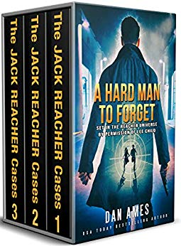 The Jack Reacher Cases (Books 1-3)