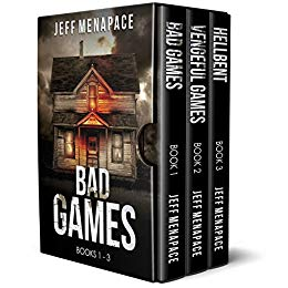Free: The Bad Games Series (Books 1-3)