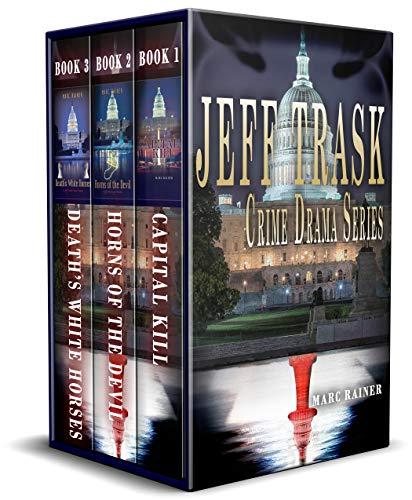 Jeff Trask Crime Drama Series (Books 1 – 3)