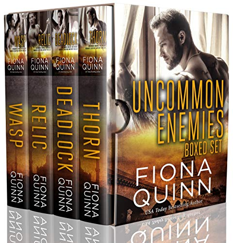 Free: Uncommon Enemies Boxed Set
