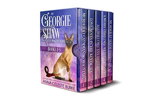 Free: Georgie Shaw Cozy Mystery Series (Books 1-5)