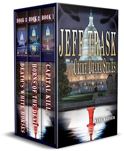 Free: Jeff Trask Crime Drama Series: Books 1 – 3