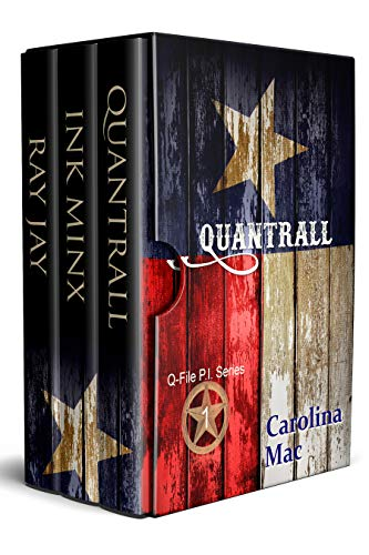 Quantrall Box Set (Books 1-3)