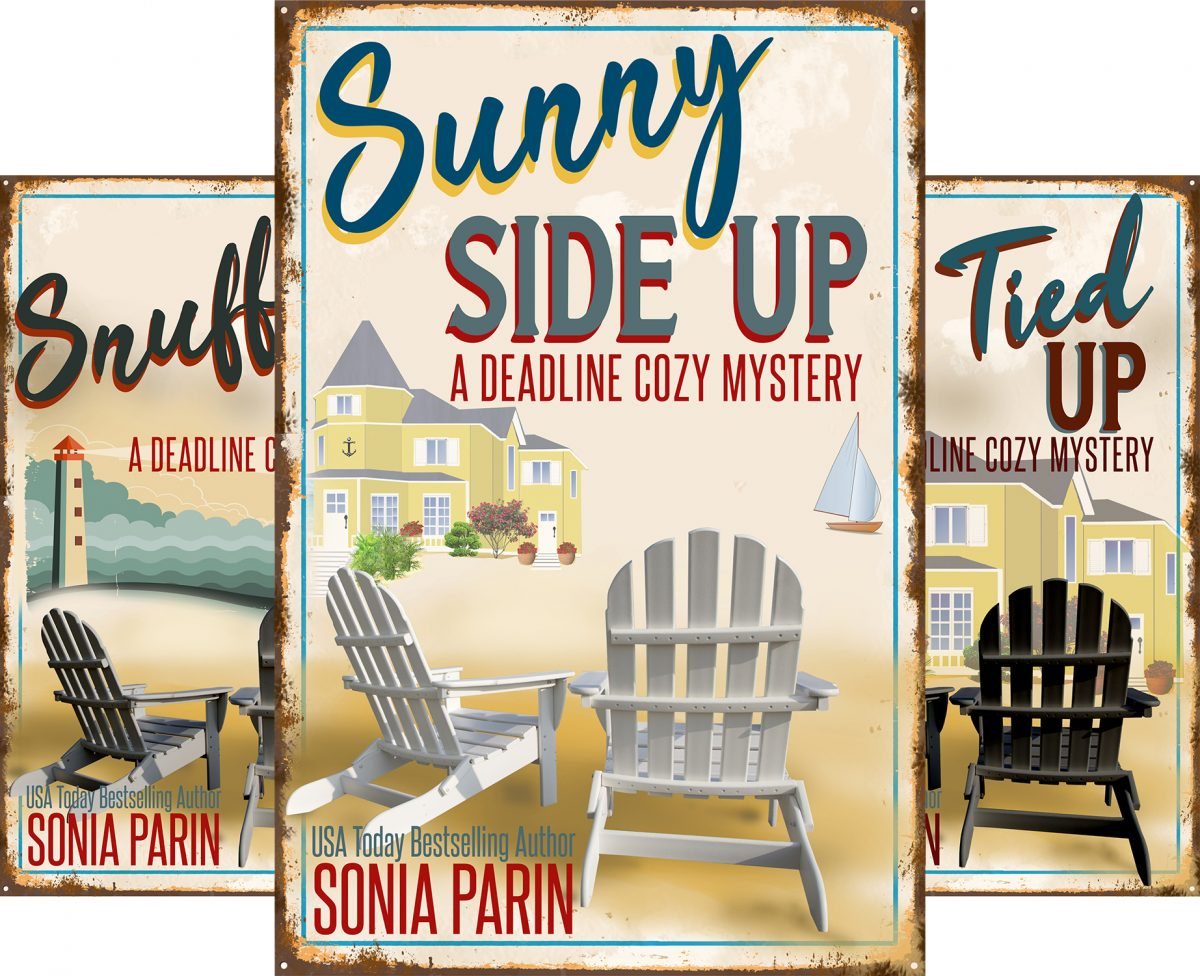 Free: A Deadline Cozy Mystery (11 book series)