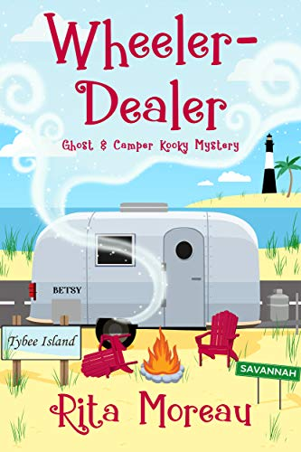 Wheeler-Dealer Ghost & Camper Kooky Mystery (Book 1)