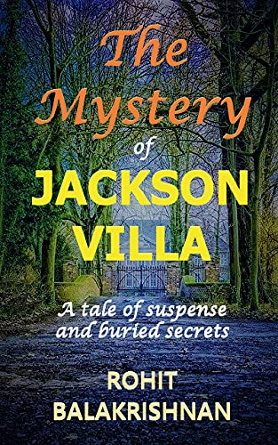 Free: The Mystery of Jackson Villa