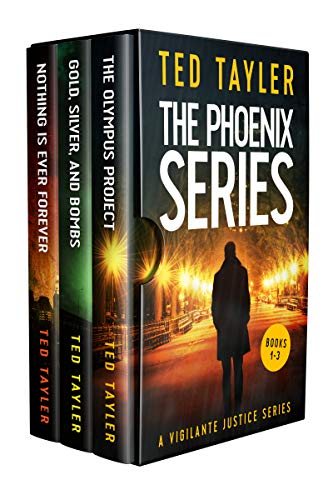 Free: The Phoenix Series: Books 1-3 (The Phoenix Series Box Set)
